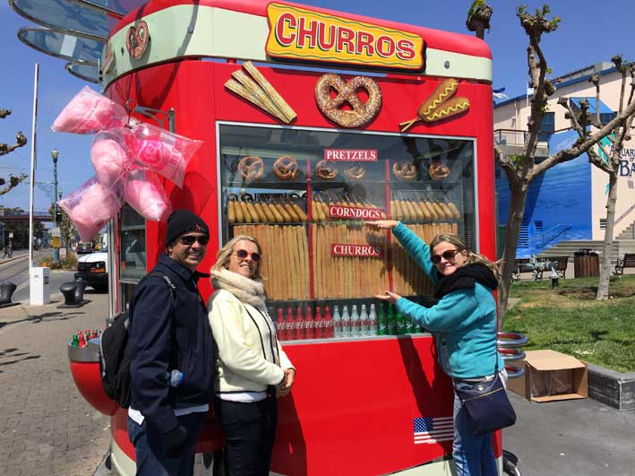 San-Francisco-fishermans-wharf-churros