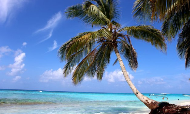Planejamento de uma viagem a dois para San Andrés