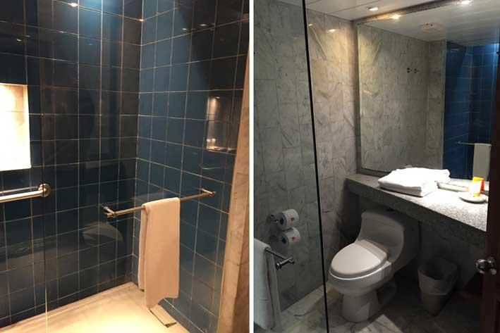 Hotel-em-San-Andres---GHL-Sunrise-banheiro