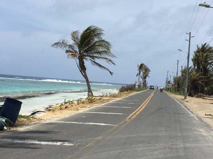 o que fazer em San Andres sem sair da ilha san-luis