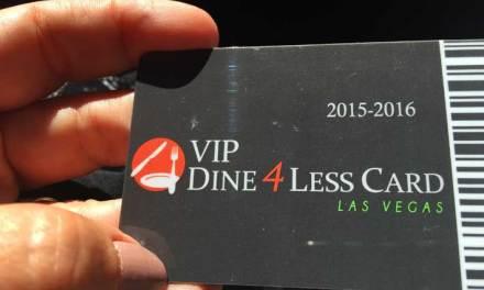 Dine 4 Less. Cartão de descontos em refeições nos EUA.