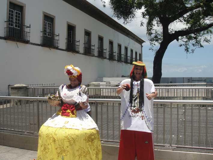 Viajando com as crianças pelo Brasil