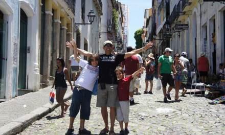 Viajando com as crianças pelo Brasil aproveitando o Nordeste