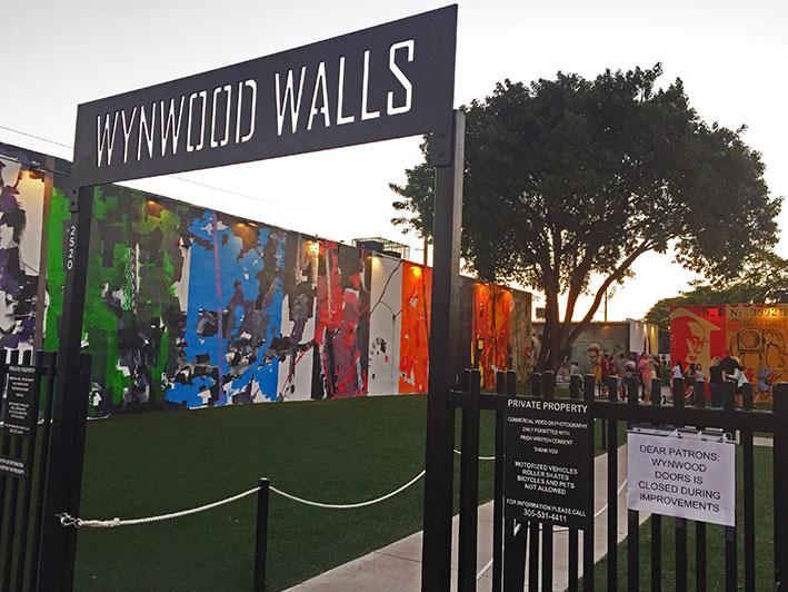 Wynwood arts district