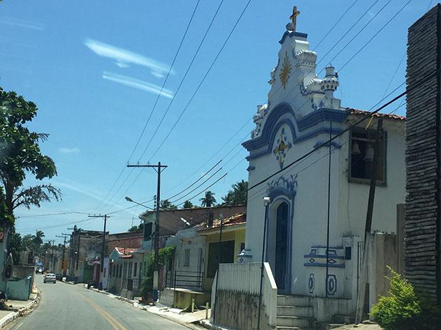 Ruas de Porto da Pedra