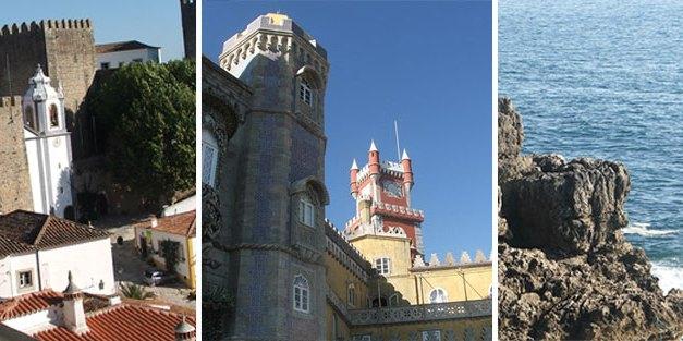 3 cidades para um bate-volta partindo de Lisboa