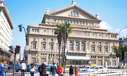 Tour guiado pelo Teatro Colón em Buenos Aires