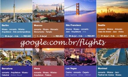Como usar o Google Flights: passo a passo detalhado