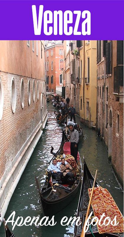 As beleza de Veneza
