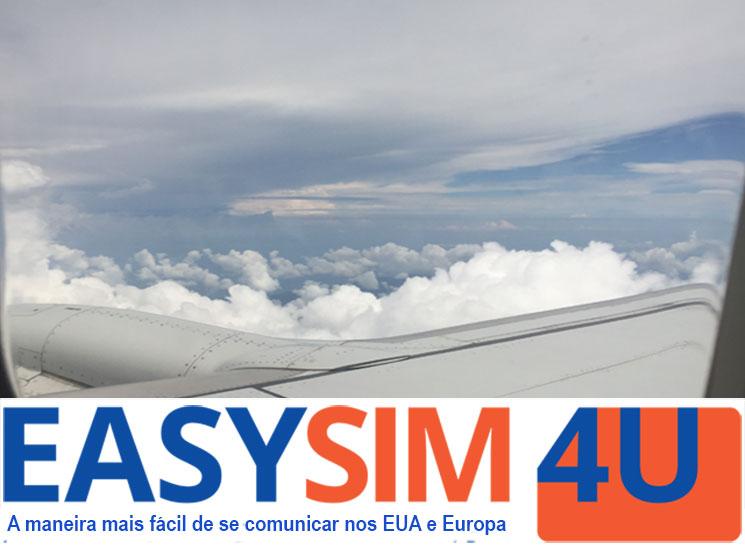 EasySim 4U – chip pré-pago para viagens