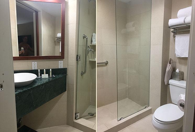 Hotel-em-New-York-Double-Tree-Hilton-banheiro