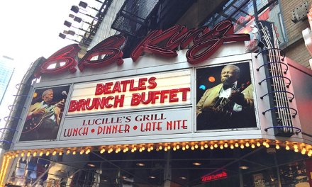 Beatles Brunch Buffet no B.B. King Club em New York