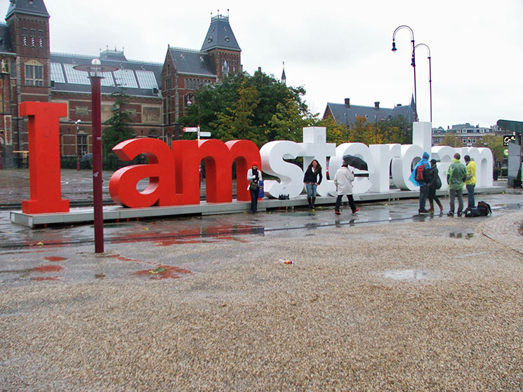 Passeio de barco por Amsterdam – Vídeo com detalhes