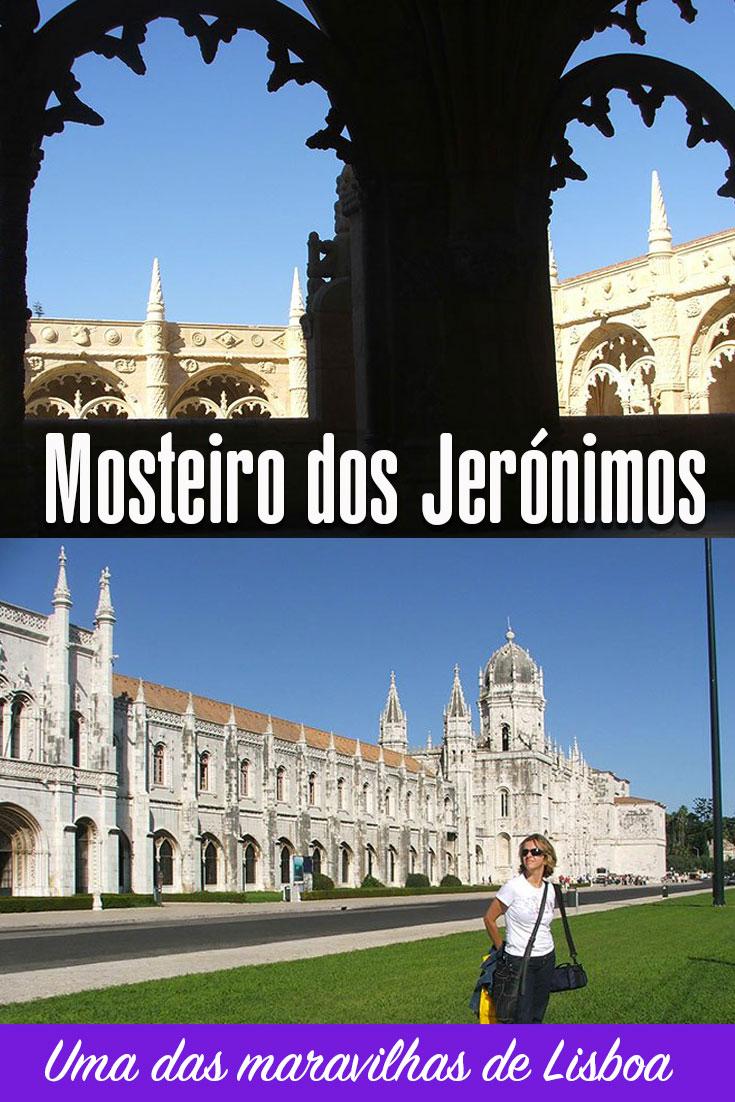 Visita ao Mosteiro dos Jerónimos em Lisboa