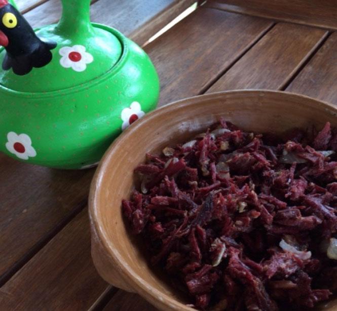 comidas tipicas de pernambuco charque