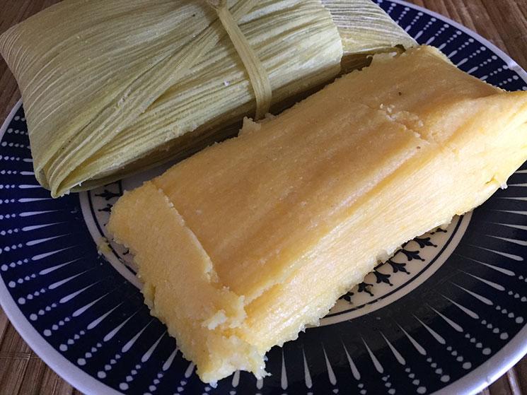 comidas tipicas de pernambuco pamonha