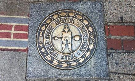 Freedom Trail em Boston – muita história pelo caminho