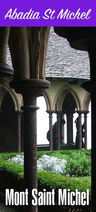 Abadia do Mont Saint Michel