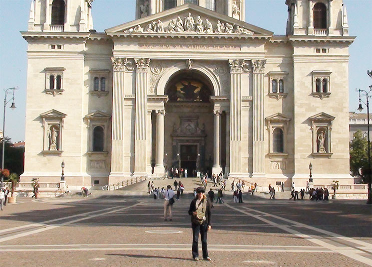 Basílica de Santo Estêvão em Budapeste