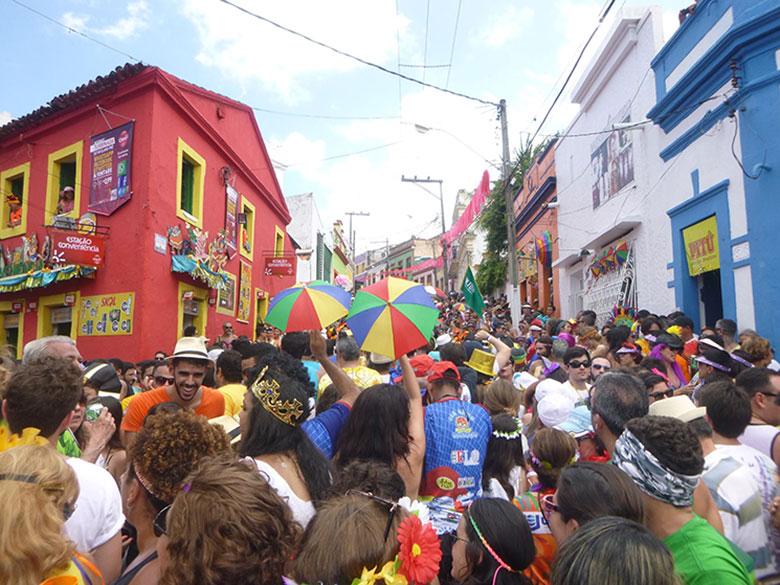 Carnaval 2017 Ladeiras de Olinda