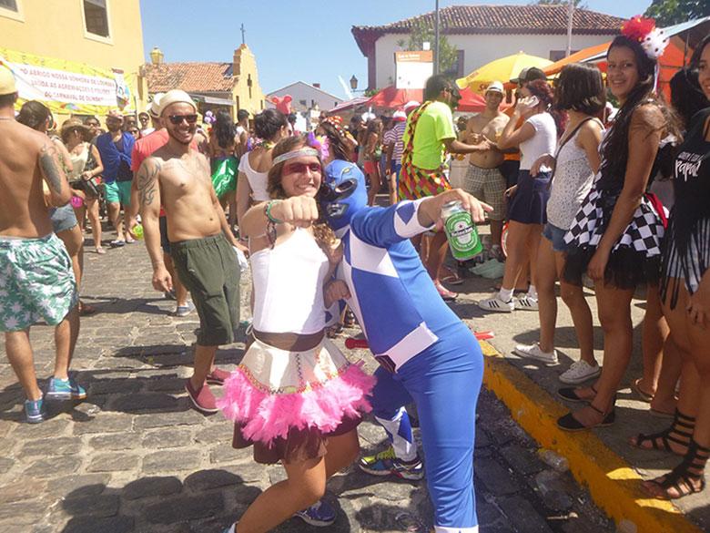 Carnaval 2107 Olinda