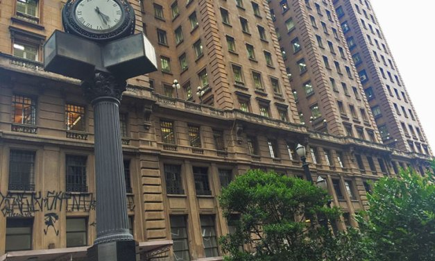 Visita ao Edifício Martinelli em São Paulo (é de graça)