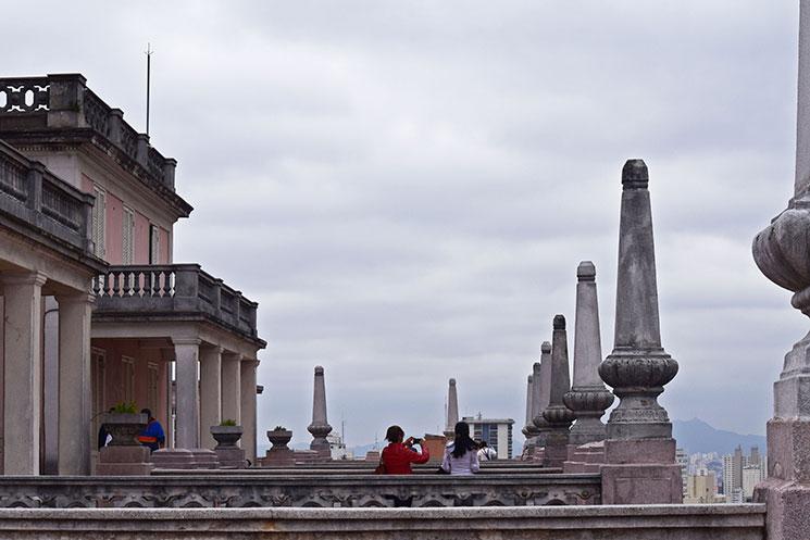 Terraço do Edifício Martinelli