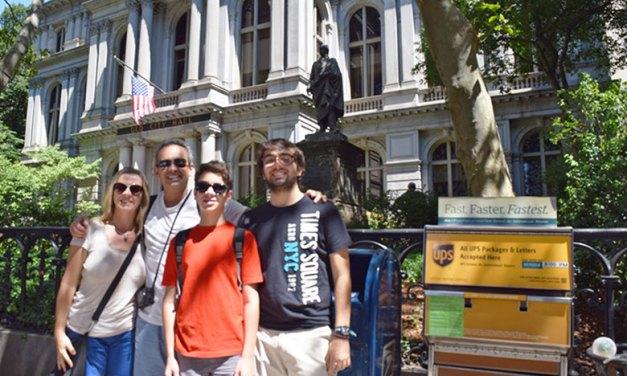 12 coisas sobre uma viagem em família para Boston
