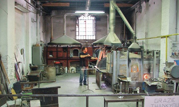Fábrica de vidro em Murano – vídeo com demonstração