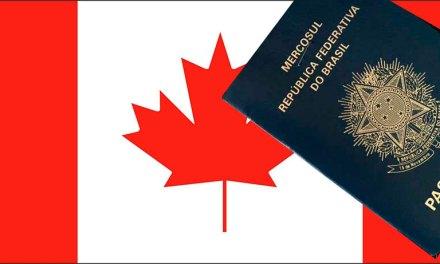 Visto para o Canadá: brasileiros terão isenção a partir de 1º maio