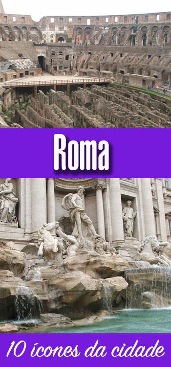 !0 lugares imperdíveis em Roma