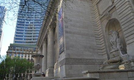 Visita à Biblioteca Pública de New York