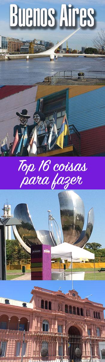 O que ver em Buenos Aires