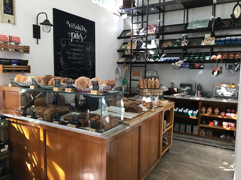 Padaria do Ernesto Cafés Especiais