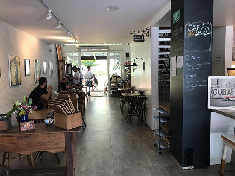 Salão do Ernesto Cafés Especiais