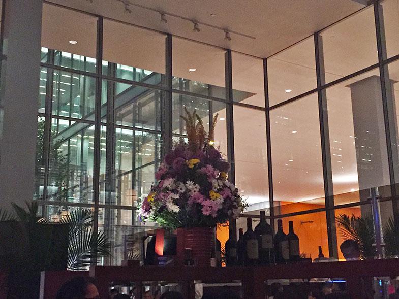 Detalhe da decoração do Wolfgan's Steakhouse em New York