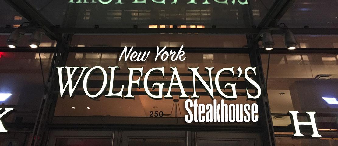 Onde comer uma boa carne em New York