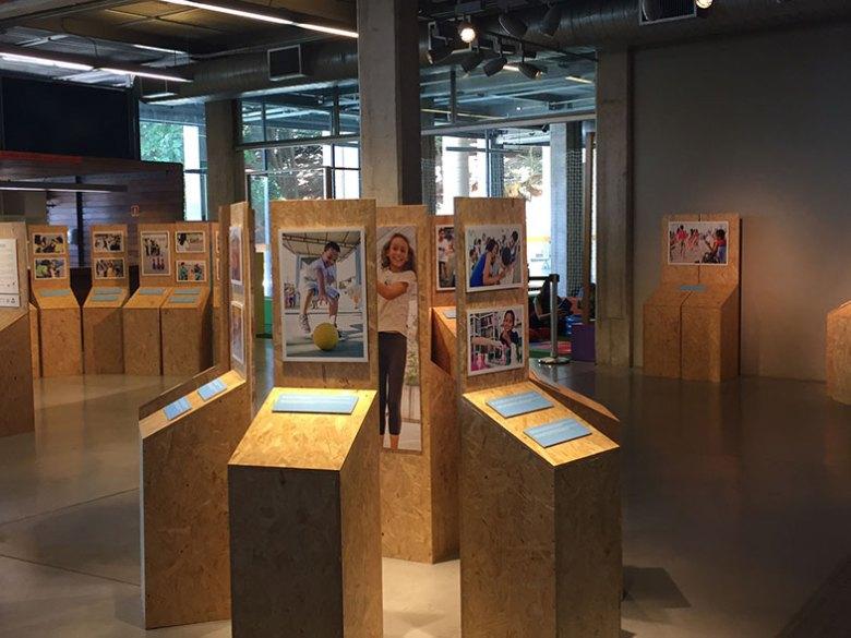 Exposições do Museu do Futebol