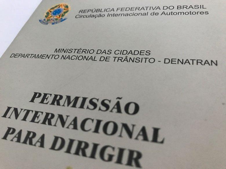 Permissão Internacional para Dirigir PID