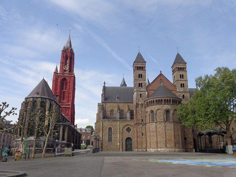 Pontos turísticos de Maastricht