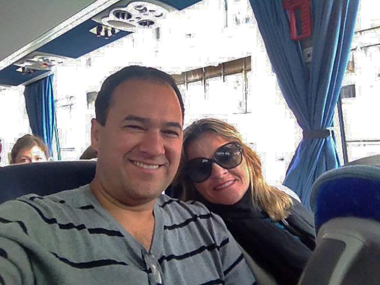 De ônibus para Luxemburgo