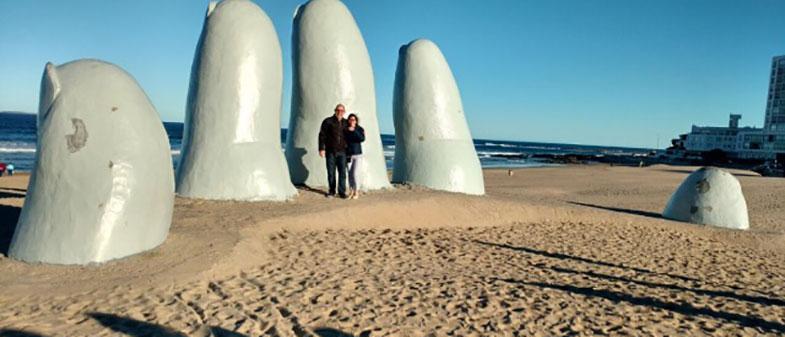 Punta Del Este no Uruguai