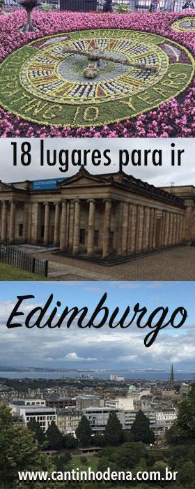 O que ver em Edimburgo