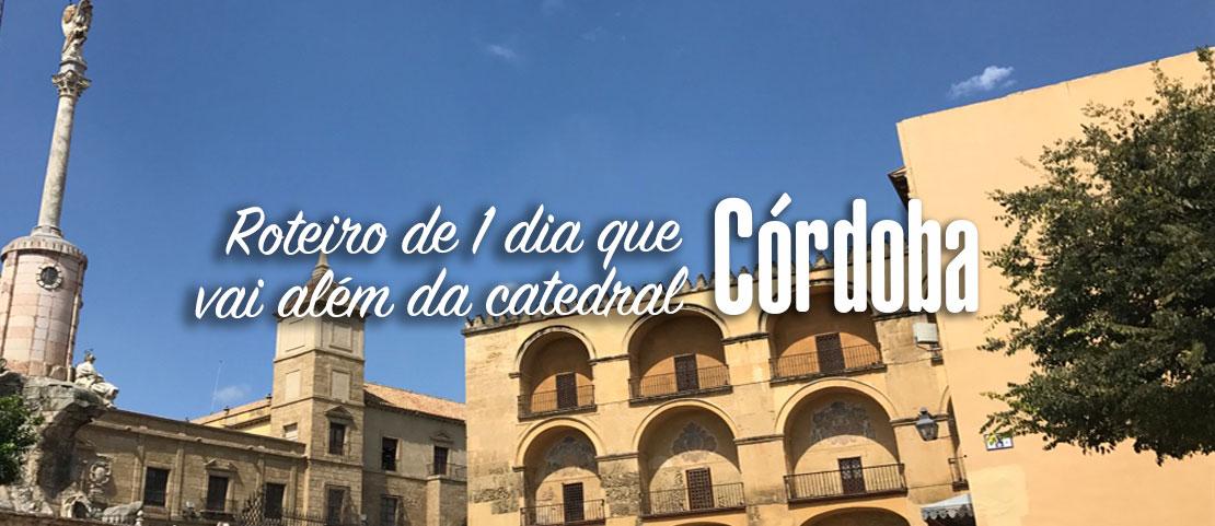 Roteiro de 1 dia em Córdoba