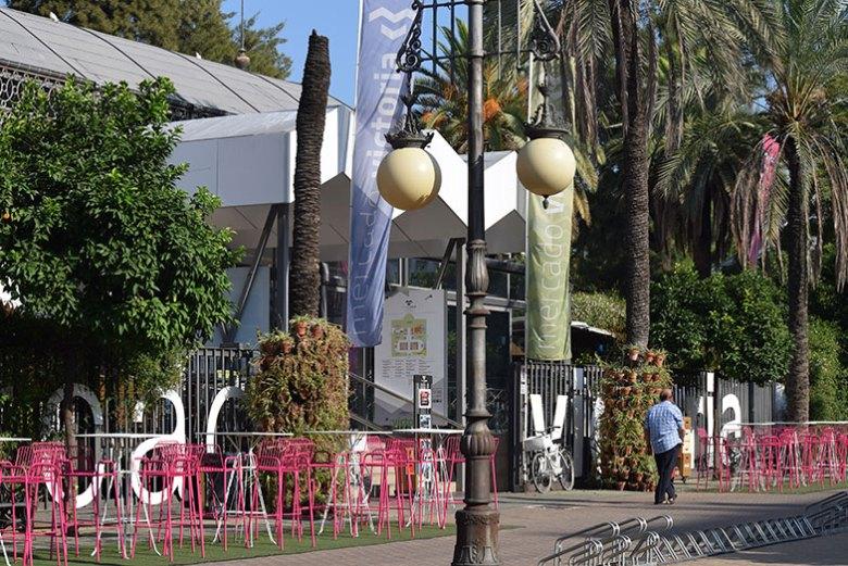 Mercado Victoria em Córdoba
