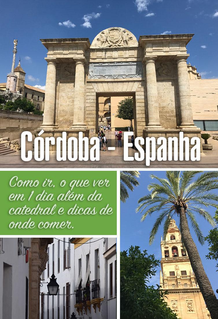 Roteiro de 1 dia com Córdoba com dicas de como chegar, o que ver e onde comer