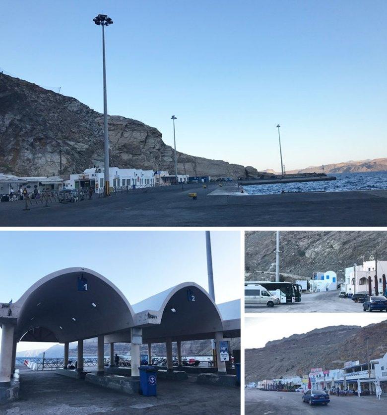 Porto de Santorini