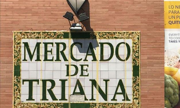 O Mercado de Triana em Sevilha