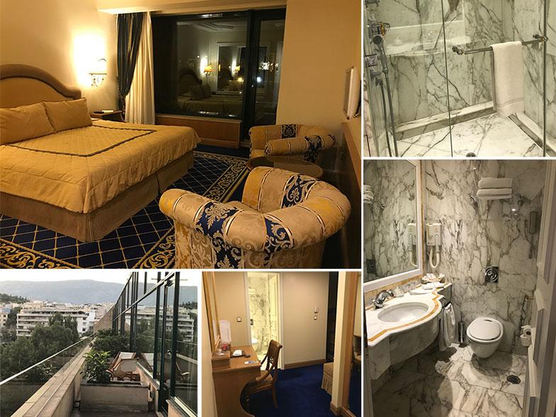 Hotel em Atenas