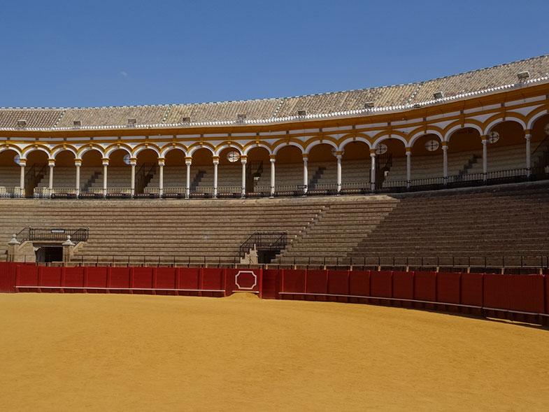 Plaza de Toros de Sevilha